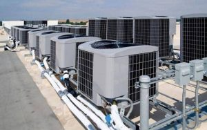 Commercial A/C Installation